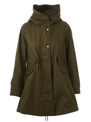 WOOLRICH - PARKA CPS2568 LM10 6493 GREEN