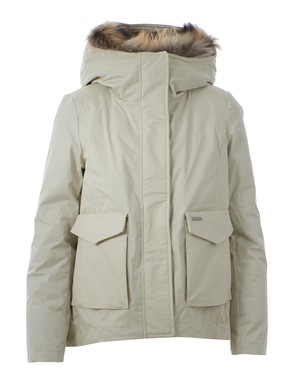 WOOLRICH - PARKA CPS2571 LM10 8254 WHITE