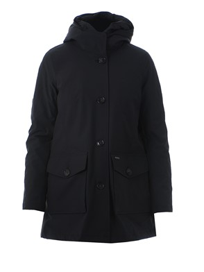 WOOLRICH - PARKA CPS2573 ST02 100 BLACK