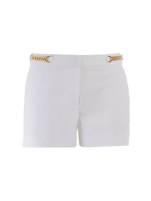 MICHAEL MICHAEL KORS - SHORT MS83GZ7C64 100 WHITE
