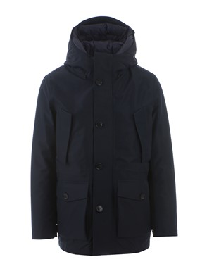 WOOLRICH - PARKA CPS2642 GO01 3333 NAVY