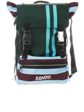 KENZO - ZAINO F855SF211F28 53 VERDE