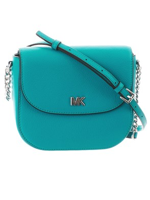 MICHAEL MICHAEL KORS - BAG 32S8SF5C0L 439CROSS BLUE