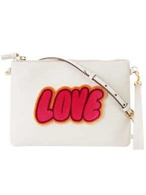 ANYA HINDMARCH - BUSTINA LOVE SS180474 189