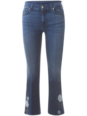 7 FOR ALL MANKIND - JEANS SYRU580WU CROPPED