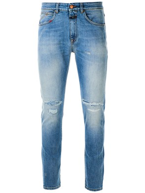 CLOSED - BLUE TAPERED JEANS