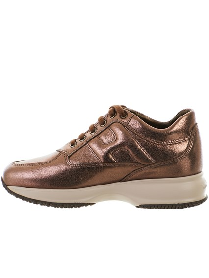hogan LEATHER SNEAKERS available on www.lungolivignofashion.com ...