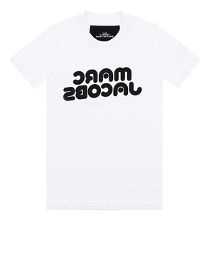 THE MARC JACOBS - T-SHIRT BIANCA