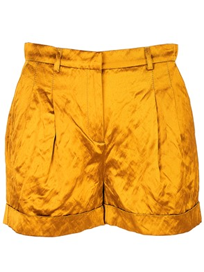 PHILOSOPHY BY LORENZO SERAFINI - YELLOW PHILOSOPHY SHORTS