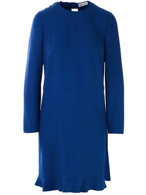 REDVALENTINO - BLUE DRESS