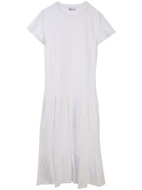 REDVALENTINO - LONG WHITE DRESS