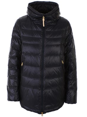 WOOLRICH - BLUE CLARION DOWN JACKET