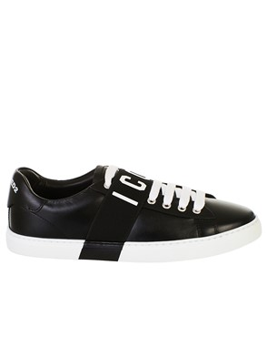 DSQUARED2 - SNEAKER ICON NERA