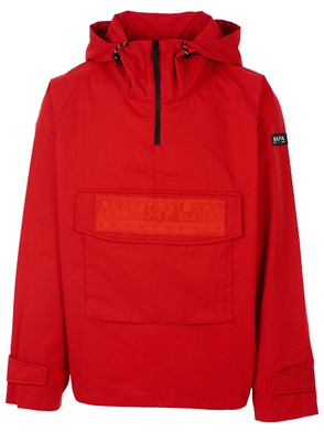 NAPA SILVER - RED A-FLAINE JACKET