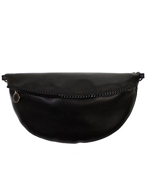STELLA McCARTNEY - BLACK FANNY PACK