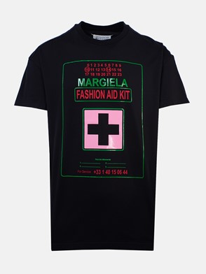 MAISON MARGIELA - BLACK T-SHIRT
