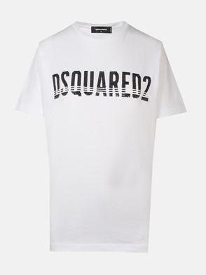 DSQUARED2 - T-SHIRT BIANCA