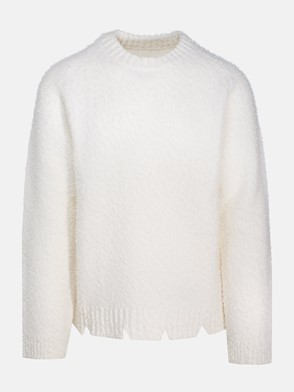 MAISON MARGIELA - WHITE SWEATER