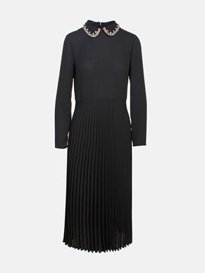 REDVALENTINO - BLACK DRESS