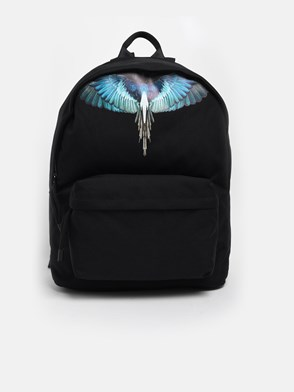 MARCELO BURLON COUNTY OF MILAN - ZAINO WINGS NERO