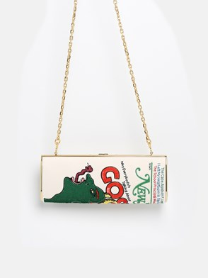 THE MARC JACOBS - CLUTCH THE MAG BAG MULTICOLOR