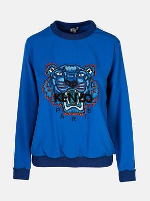 KENZO - BLUE TIGER SWEATSHIRT
