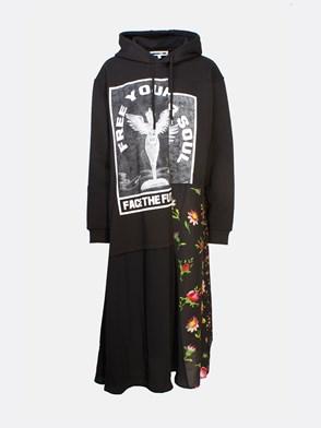 McQ BY ALEXANDER MCQUEEN - FLORAL DRESS