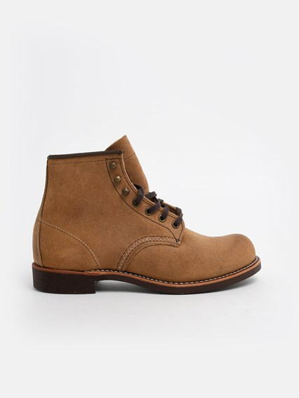 RED WING SHOES BEIGE BOOTS - COD. 03344                BEIGE