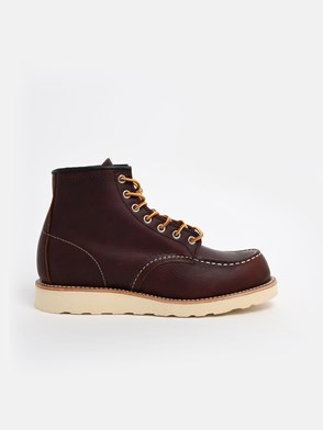 RED WING SHOES - BLACK BOOTS