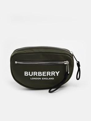 BURBERRY - MARSUPIO CANNON VERDE