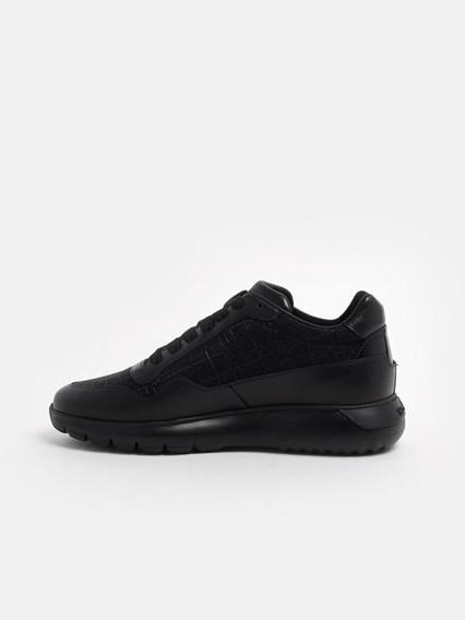 Sneakers Black American Club nero
