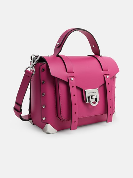 FUCHSIA MANHATTAN BAG
