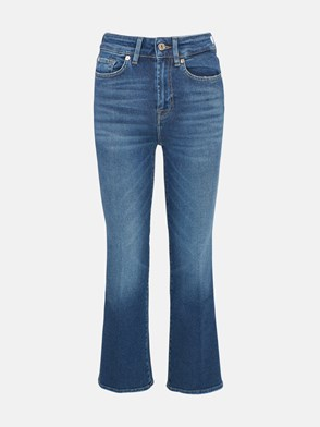 7 FOR ALL MANKIND - BLUE VINTAGE JEANS