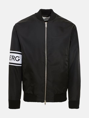 ICEBERG - BLACK MICKEY JACKET