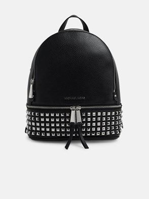 MICHAEL MICHAEL KORS - BLACK BACKPACK
