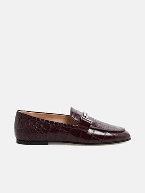 TOD'S - MOCASSINO BORDEAUX