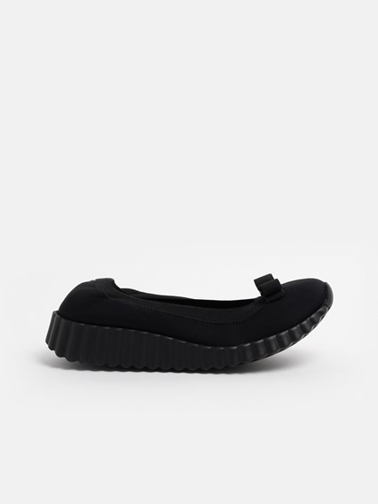 vast selection best cheap buying cheap salvatore ferragamo BLACK DOLLY T BALLET FLATS available on www ...