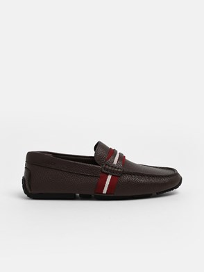 BALLY - BROWN PIETRO LOAFERS
