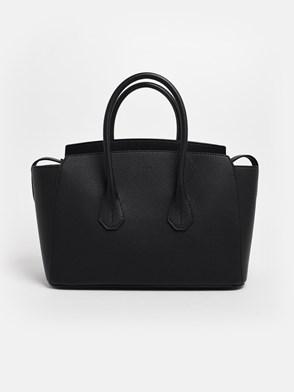 BALLY - BLACK SOMMET BAG