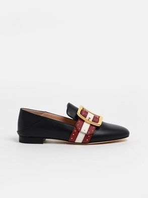 BALLY - MOCASSINO JANELLE NERI