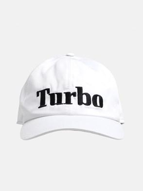 MSGM - WHITE TURBO HAT