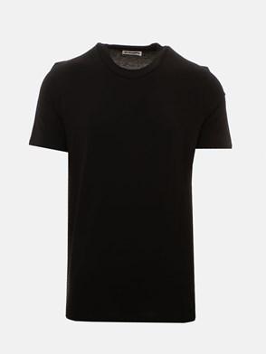 JIL SANDER - BLACK T-SHIRT