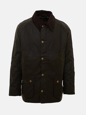 BARBOUR - GREEN ASHBY HEAVY JACKET