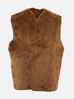 BARBOUR - JACKET WITH BROWN INTERIOR
