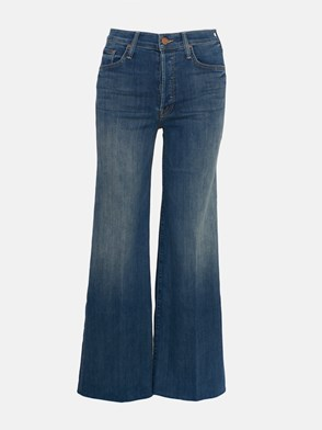 MOTHER - JEANS TOMCAT BLU