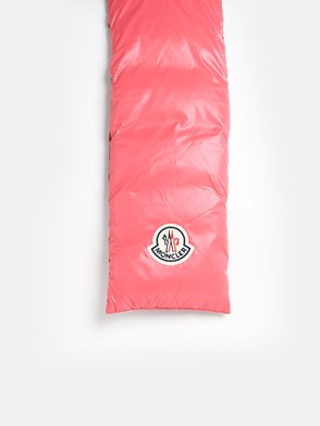 MONCLER - PINK AND RED SCARF