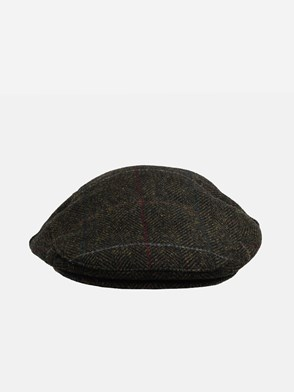 BARBOUR - GREEN CRIEFF HAT