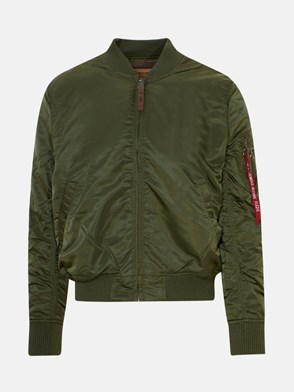 ALPHA INDUSTRIES - GIUBBINO VERDE