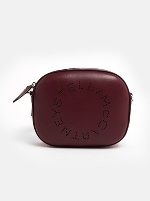 STELLA McCARTNEY - MARSUPIO BORDEAUX