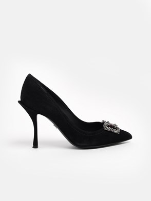 DOLCE & GABBANA - BLACK PUMPS